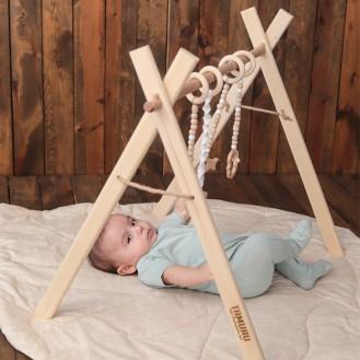 4'lü Baby Gym Seti